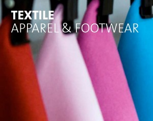 Textiles, Apparel and Footwear